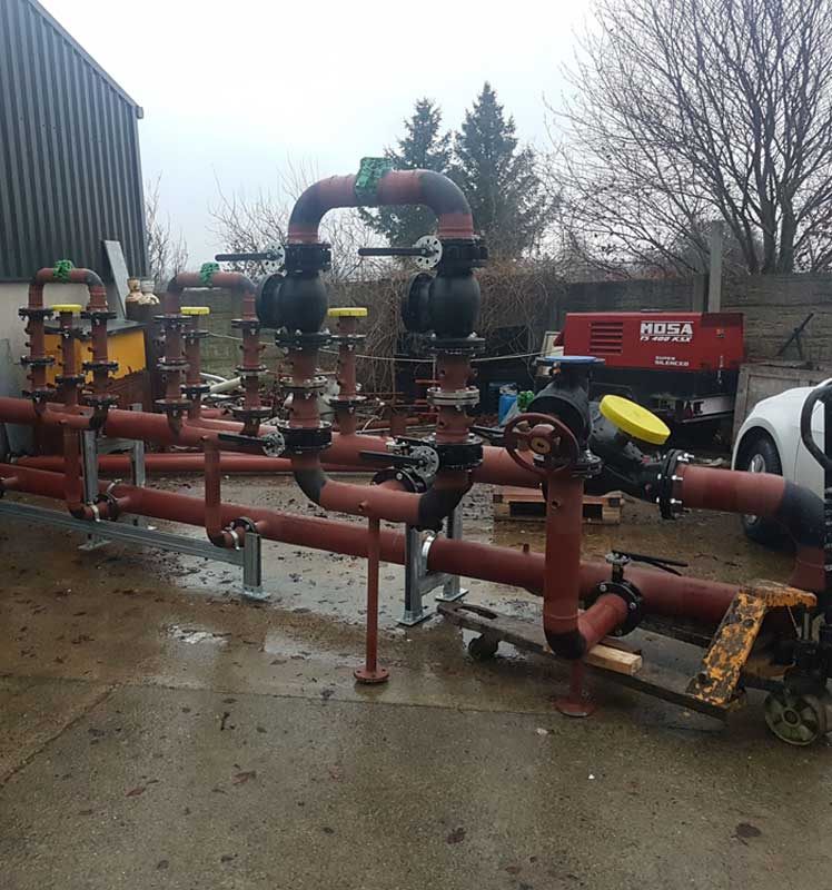 All Pipe Systems Ltd